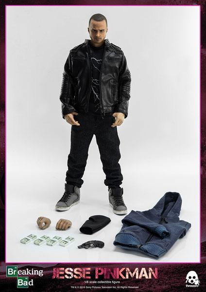 Jesse Pinkman(傑西·平克曼) – ThreeZero Online Store
