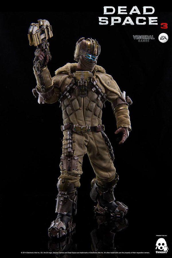 Dead Space Isaac Clarke – ThreeZero Online Store