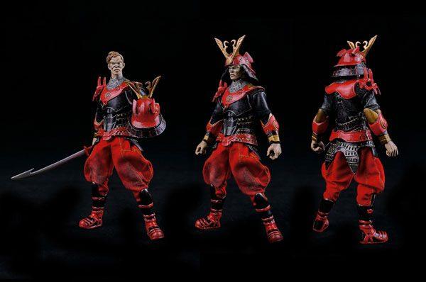 《重甲侍鬼 – 上尉模式》 – ThreeZero Online Store