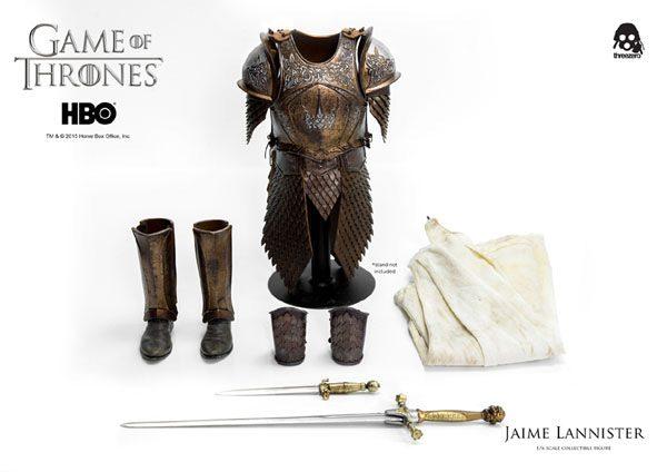 《冰與火之歌:權力遊戲》詹姆·蘭尼斯特(Jaime Lannister) – ThreeZero Online Store