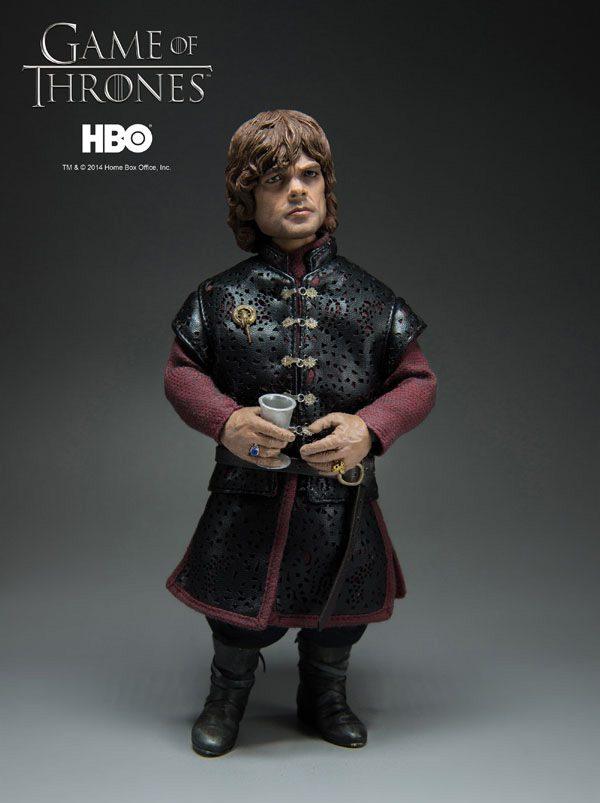 《冰與火之歌:權力遊戲》提利昂・蘭尼斯特 Tyrion Lannister – ThreeZero Online Store