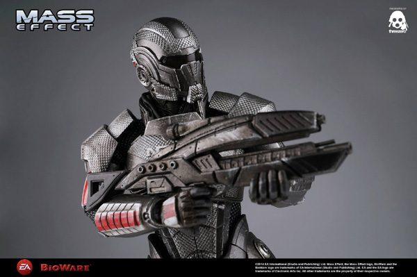 《質量效應3》指揮官薜帕德(Shepard) – ThreeZero Online Store