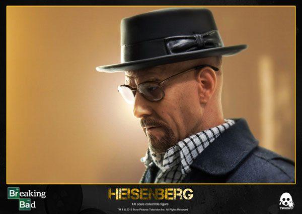 """""""海森堡""""Heisenberg – ThreeZero Online Store"""
