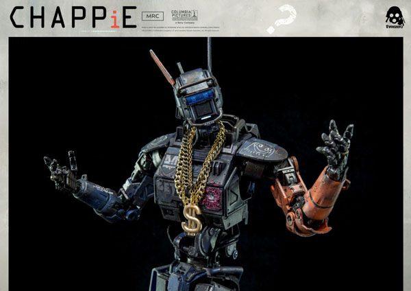 《超人類:卓比》CHAPPiE限定版 – ThreeZero Online Store