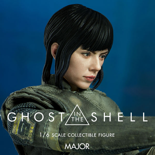 Ghost In The Shell – MAJOR