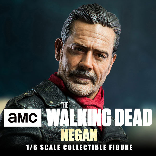 AMC The Walking Dead【行尸走肉】尼根(Negan)