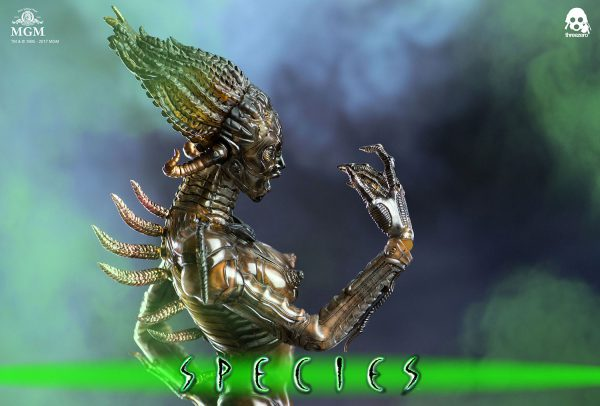 《異種》Species Sil – ThreeZero Online Store