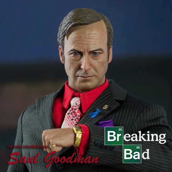 Breaking Bad – 1/6 Saul Goodman