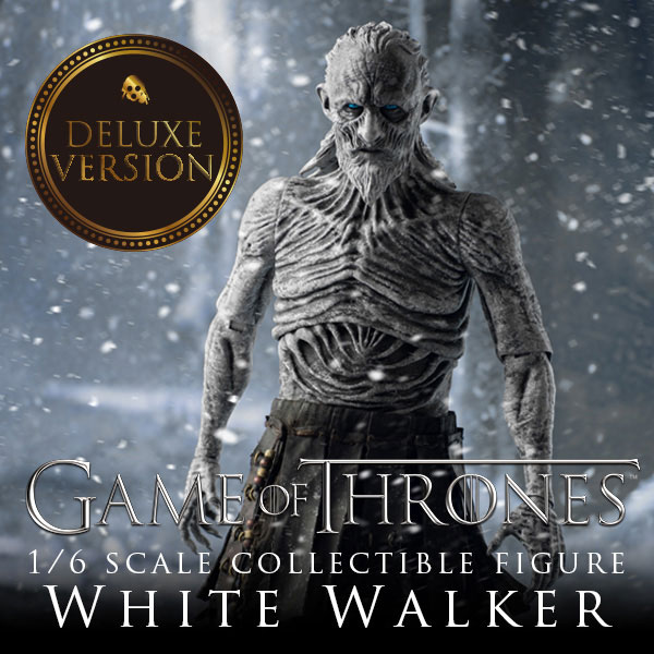 Game Of Thrones – White Walker (Deluxe version)