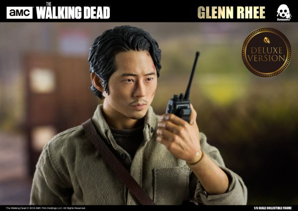 The Walking Dead【行屍走肉】葛倫·瑞(Glenn Rhee)(豪華版) – ThreeZero Online Store