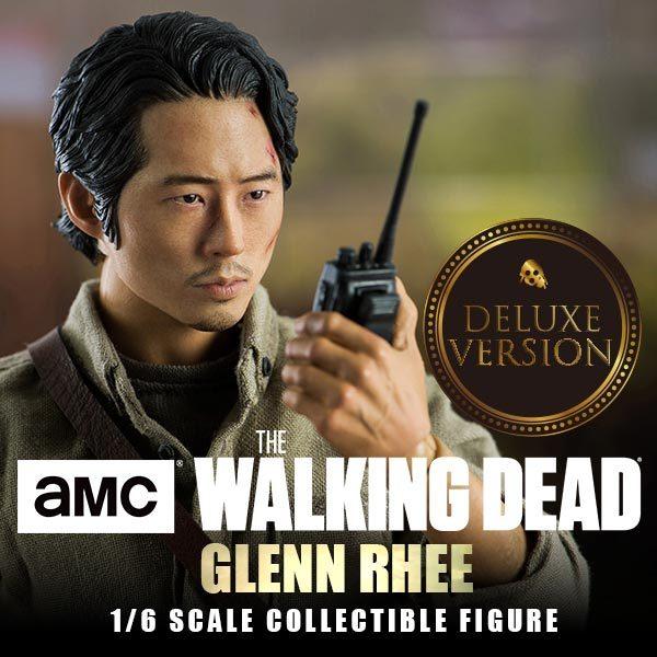 The Walking Dead【行屍走肉】葛倫·瑞(Glenn Rhee)(豪華版) – ThreeZero Online Store