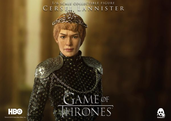 《冰與火之歌:權力遊戲》Game of Thrones 女皇瑟曦·蘭尼斯特(Cersei Lannister) – ThreeZero Online Store