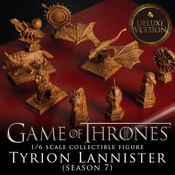 Game of Thrones – Tyrion Lannister (Season 7) (Deluxe version)