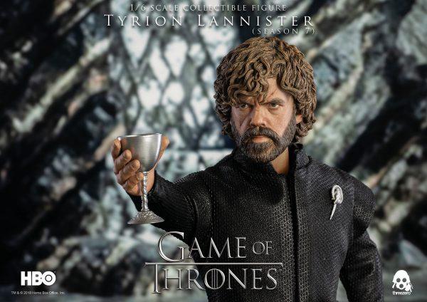 《冰與火之歌:權力遊戲》Game of Thrones提利昂・蘭尼斯特(Tyrion Lannister) (豪華版) – ThreeZero Online Store