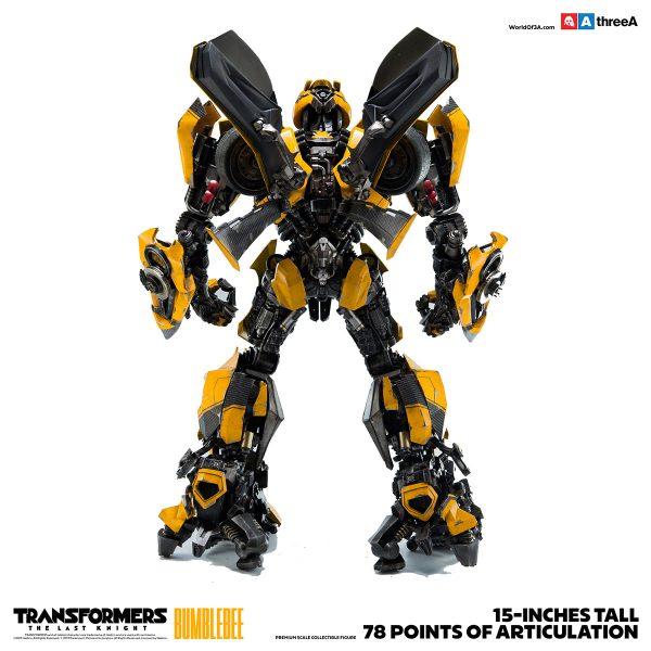 《變形金剛:終極戰士》 大黃蜂 (豪華版本) – ThreeZero Online Store