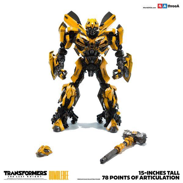 《變形金剛:終極戰士》 大黃蜂 (標準版本) – ThreeZero Online Store
