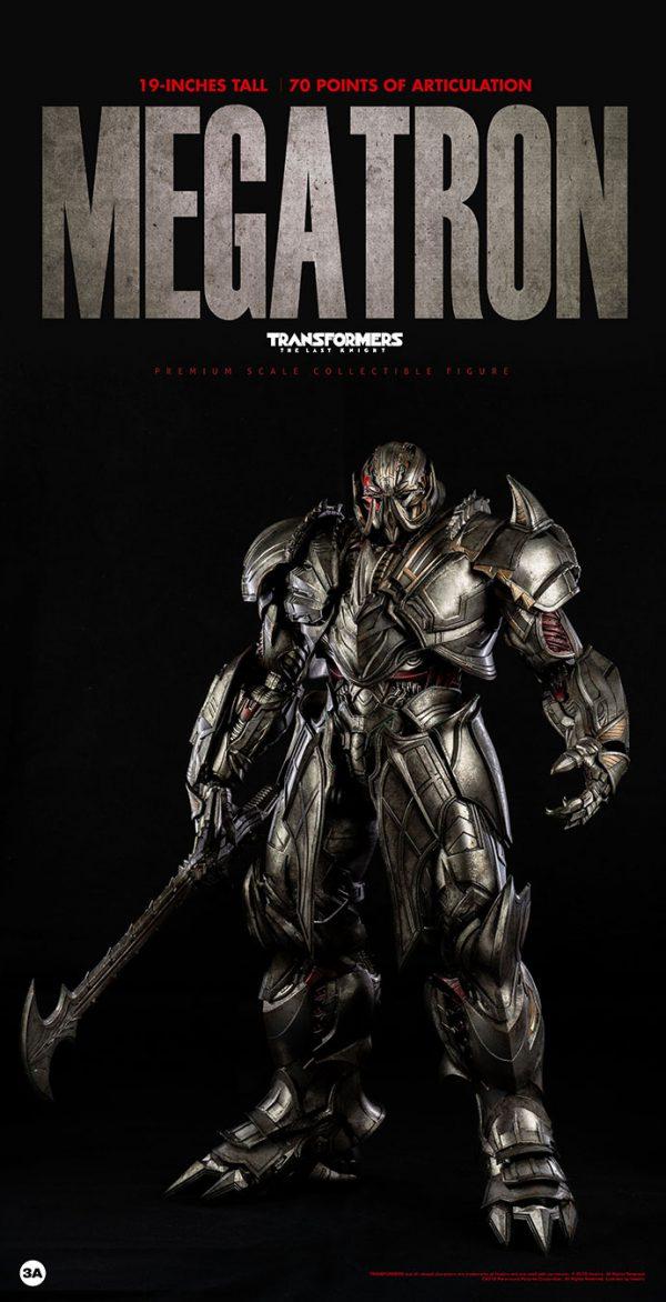 變形金剛:終極戰士 – 麥加登 (豪華版) – ThreeZero Online Store