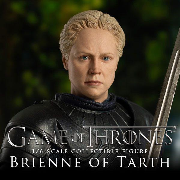 《冰與火之歌:權力遊戲》Game of Thrones塔斯的布蕾妮(Brienne of Tarth)(第7季) – ThreeZero Online Store