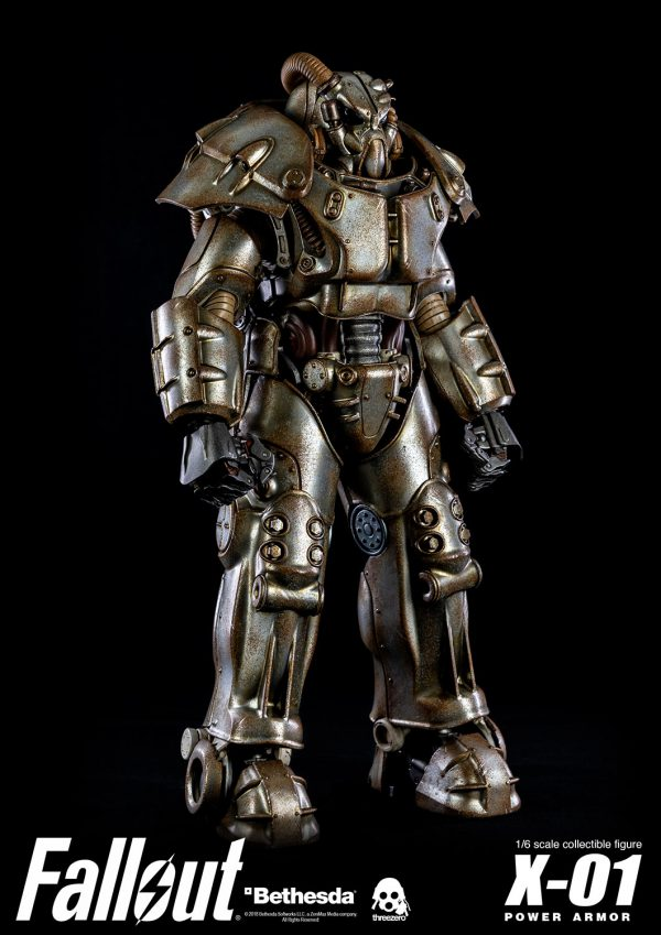 《異塵餘生》- X-01動力裝甲 – ThreeZero Online Store