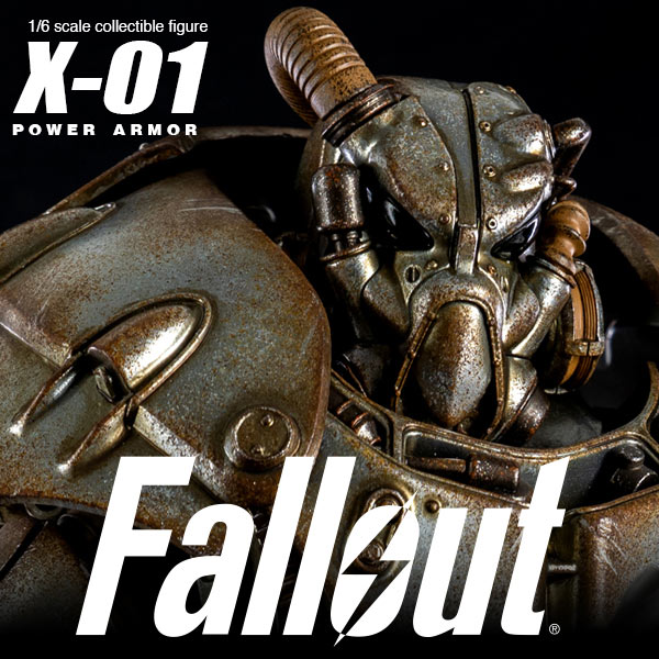 FALLOUT – X-01 Power Armor