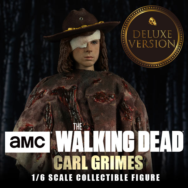 The Walking Dead – Carl Grimes (Deluxe version)