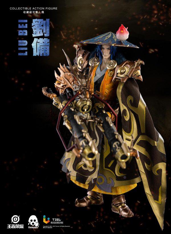 《王者榮耀》- 劉備 – ThreeZero Online Store