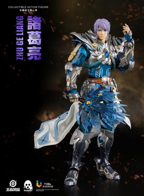 《王者榮耀》- 諸葛亮 – ThreeZero Online Store