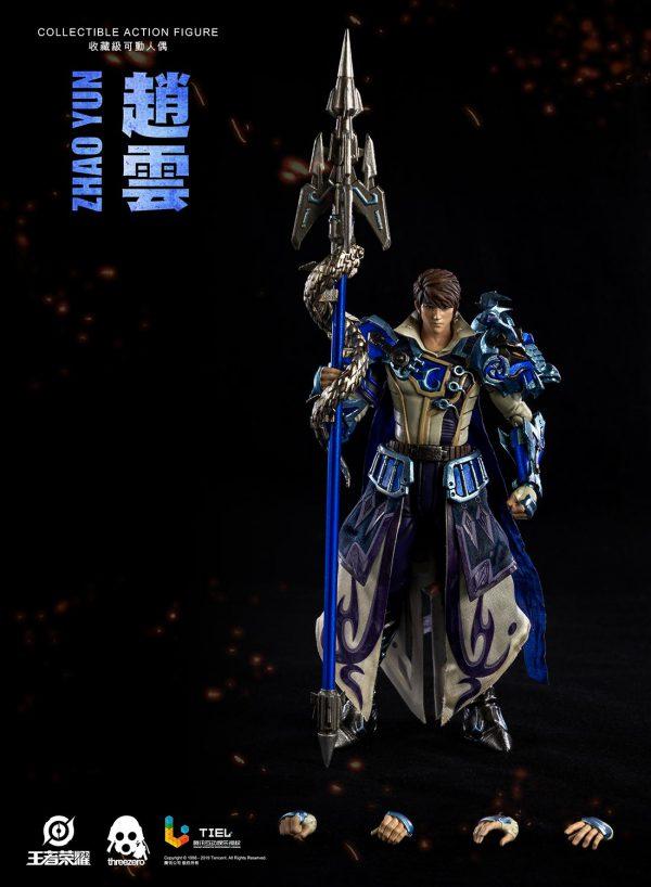 《王者榮耀》- 趙雲 – ThreeZero Online Store