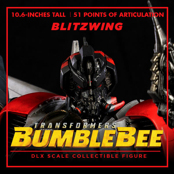 Transformers Bumblebee – Blitzwing