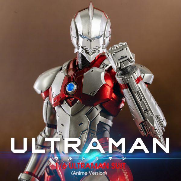 """ULTRAMAN""(動畫版) – ThreeZero Online Store"