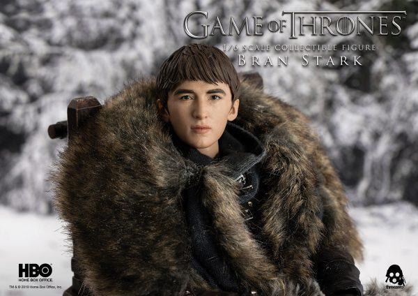 《冰與火之歌:權力遊戲》Game of Thrones 布蘭·史塔克 (Bran Stark)(豪華版) – ThreeZero Online Store