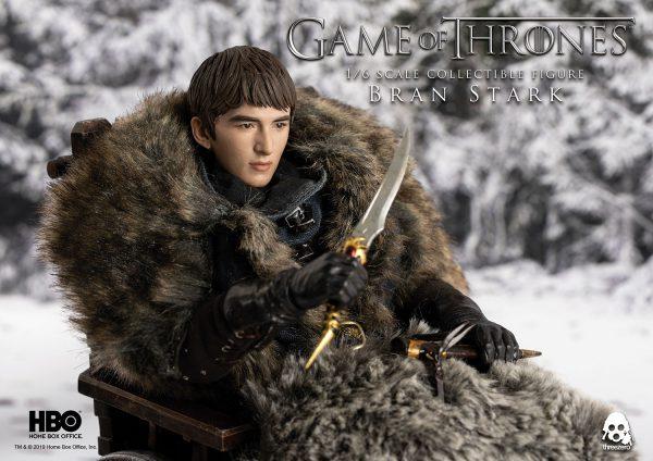 《冰與火之歌:權力遊戲》Game of Thrones 布蘭·史塔克 (Bran Stark)(標準版) – ThreeZero Online Store