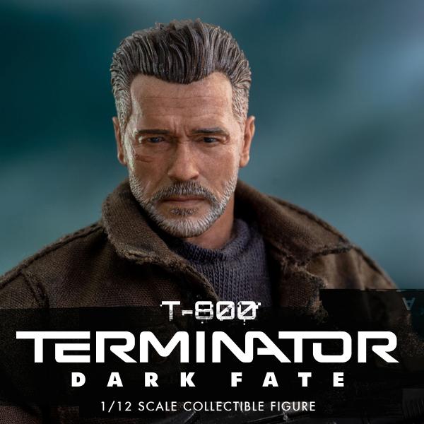 Terminator: Dark Fate 1/12 T-800