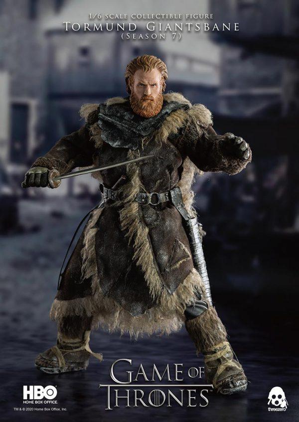 ThreeZero : Game of Thrones – 1/6 Tormund Giantsbane GOT_Tormund_wlogo_g-600x847