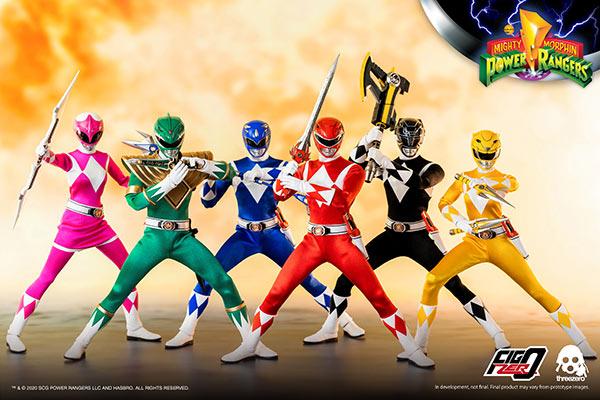 Power-Ranger-Series